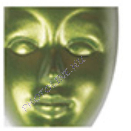 Metál akrilfesték 20 ml, zöld