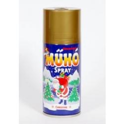 Műhó spray 150ml flakon, arany