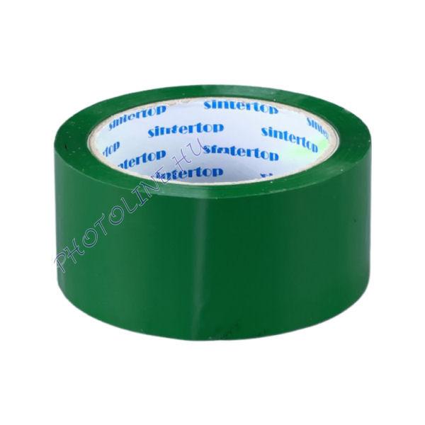 Aero színes jelölőszalag 48/66 M, zöld ragasztószalag