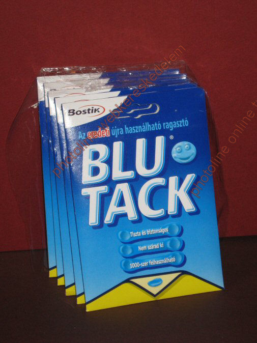 Blu-Tack gyurmaragasztó 55db-os