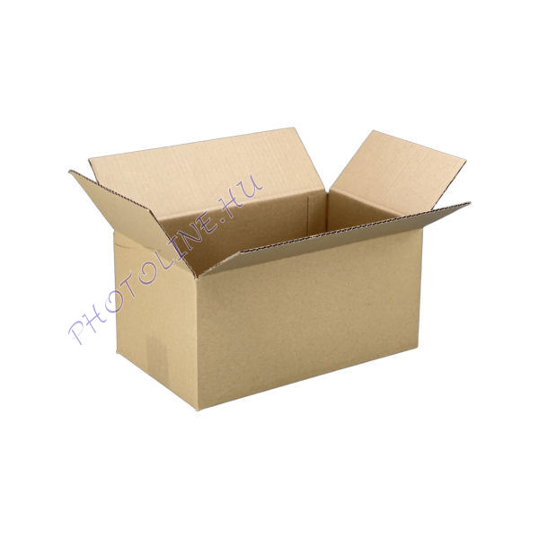 Karton Csomagoló Doboz 30 X 18 X 15 CM