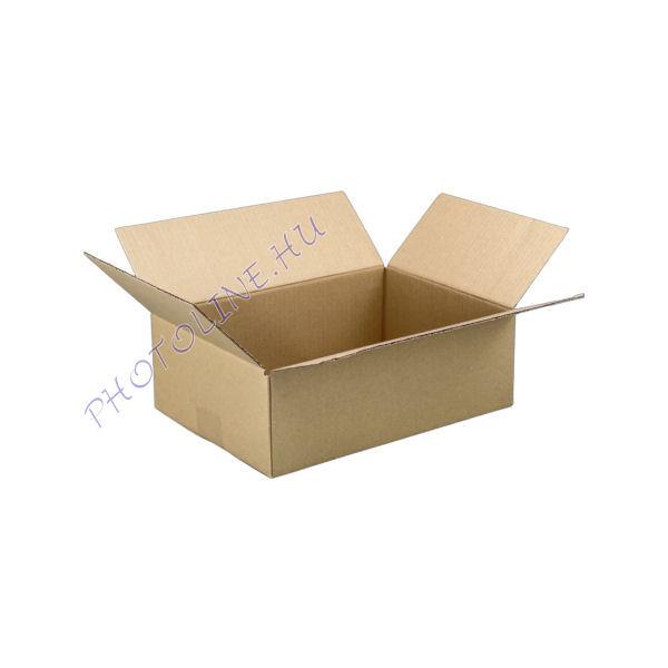 Tároló kartondoboz 31 X 22 X 10 CM - A4-nek is