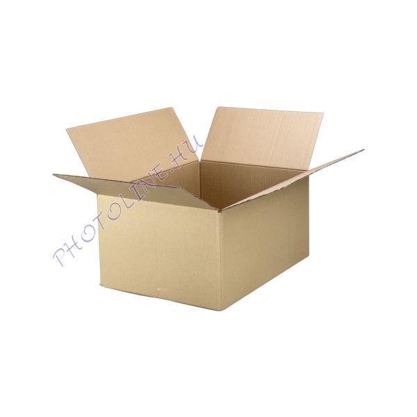 Kartondoboz pakolás-költözés 40 X 30 X 20 CM