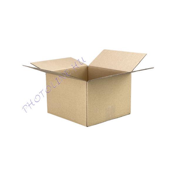 Papír Kartondoboz 21,5 X 19,5 X 14 CM