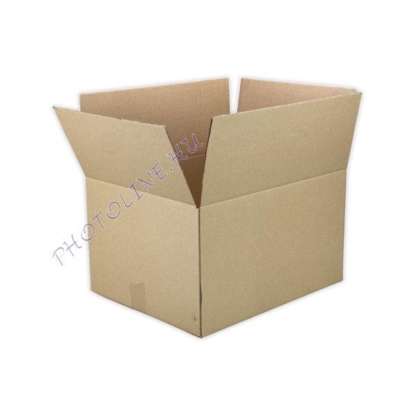 Kartondoboz pakolás-költözés 42 X 33 X 24 CM