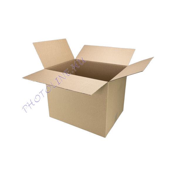 Kartondoboz pakolás-költözés 42 X 33 X 33 CM