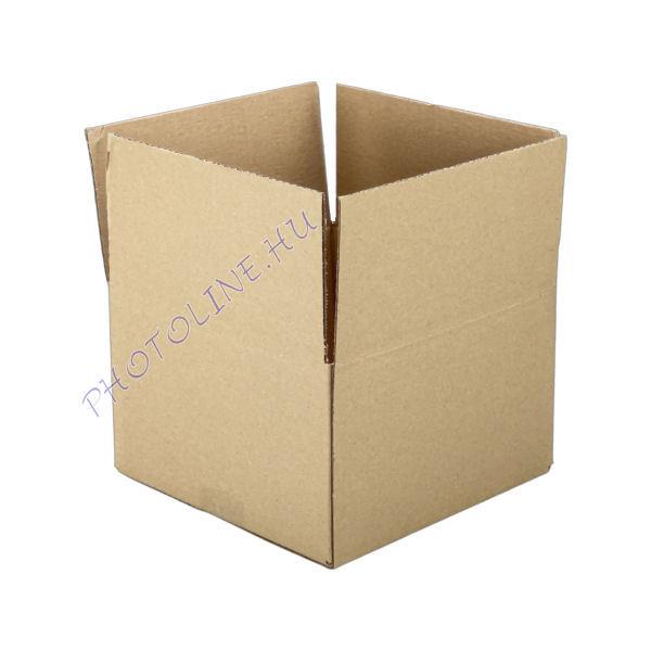Kartondoboz pakolás-költözés 23 X 23 X 14 CM