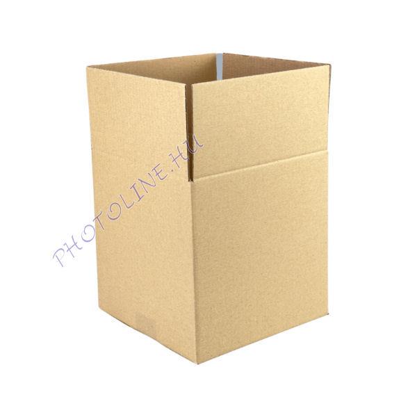 Kartondoboz pakolás-költözés 23 X 23 X 23 CM