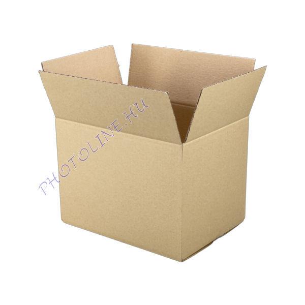 Kartondoboz pakolás-költözés 32 X 23 X 23 CM