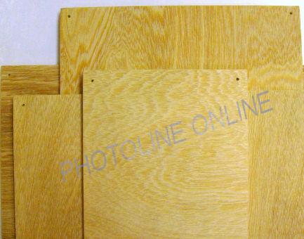 Rétegelt Természetes Falap, 20 X 20 cm