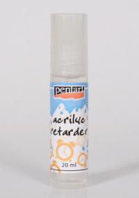 Lassító akril festékhez, 20 ml