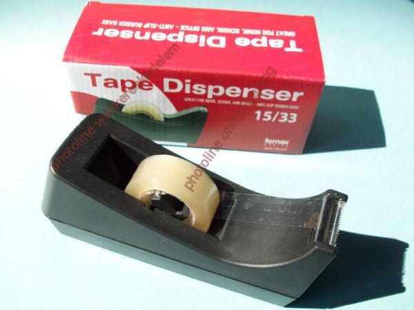 Celluxtépő egykezes 25 mm szalag