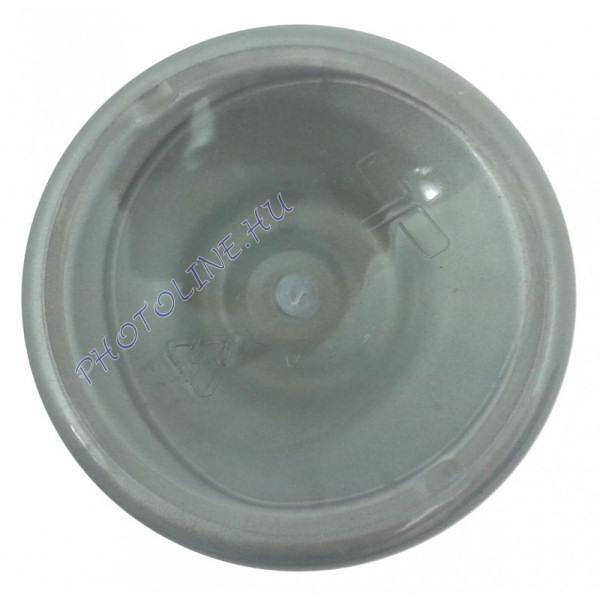 Metál hobbi és makettező akrilfesték 100 ml, ezüst
