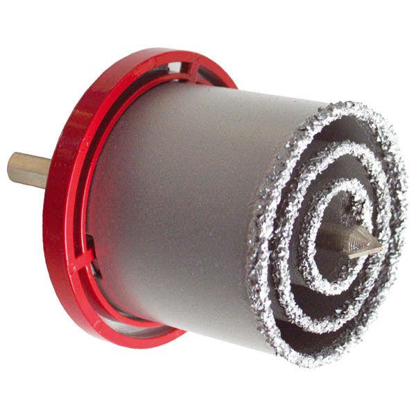 Körkivágó wolfram 6 részes (fejek: 33-53-67-83 mm)