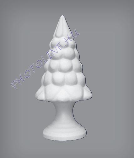 Hungarocell Klasszikus karácsonyfa, 31,5 x 16 cm polisztirol