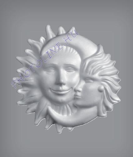 Hungarocell Nap és hold, 26 cm polisztirol