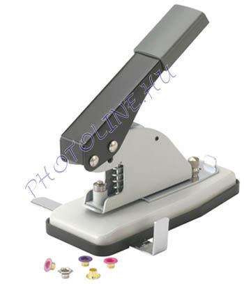 Ringliző gép asztali, 5 mm-es ringlihez