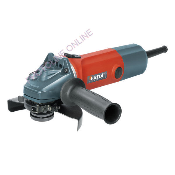 Sarokcsiszológép, 125mm, 850W, 11000 ford/perc (8892013)