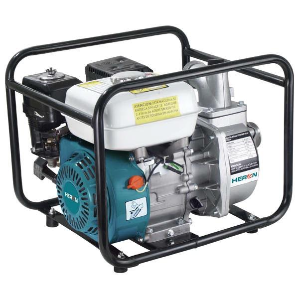 Benzinmotoros vízszivattyú, 6,5 LE, 3