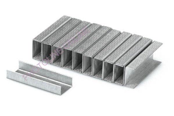 Tűzőkapocs hosszú 1000db 11,3×0,7x12 mm