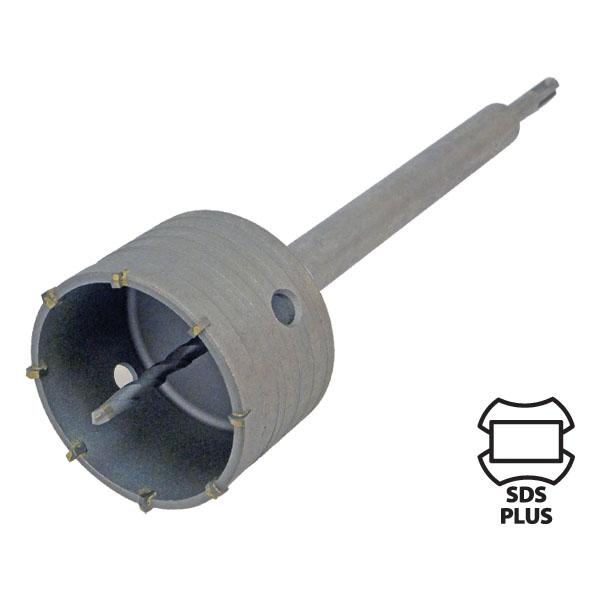 Körkivágó téglához SDS+ D=85 mm, 120+50 mm hossz