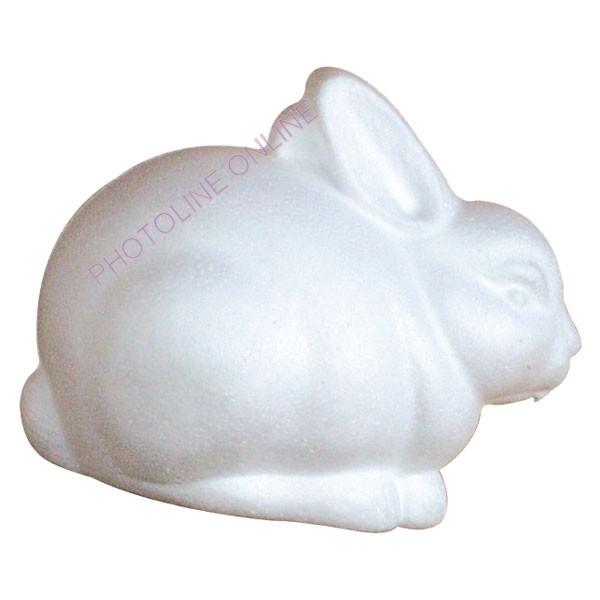 Hungarocell Húsvéti nyúl 10,5x13,5 cm, polisztirol