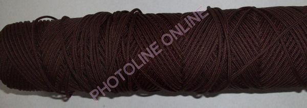 Fonott Zsinór, 1,5 mm, barna