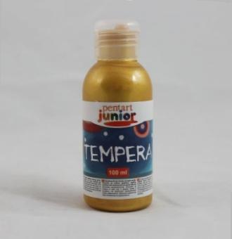 Tempera hobbifesték, 500 ml, metál, arany