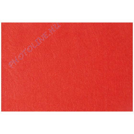 Puha filclap A/3, piros