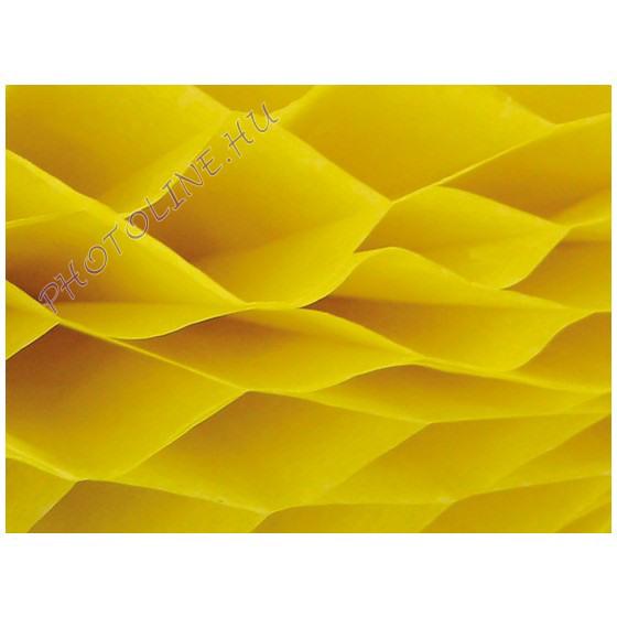 Méhsejtpapír 25x35 cm, narancssárga
