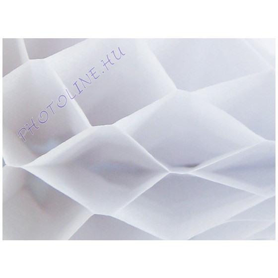 Méhsejtpapír 25x35 cm, fehér