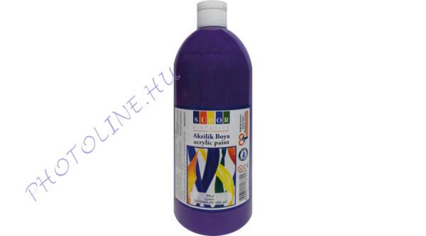 Südor XL akrilfesték 500 ml, lila
