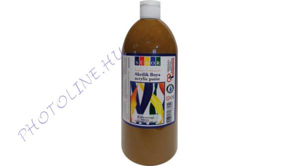 Südor XL akrilfesték 500 ml, barna