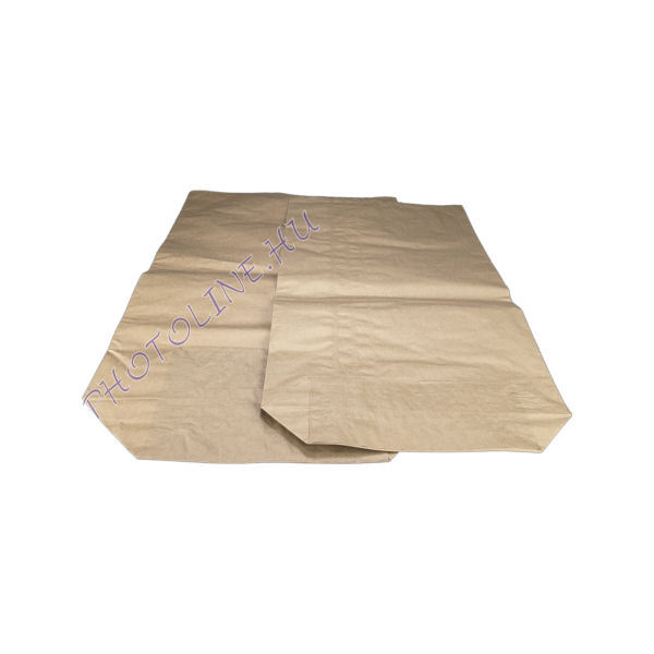 Nátronzsák, extra erős papírzsák, 45x80x13cm