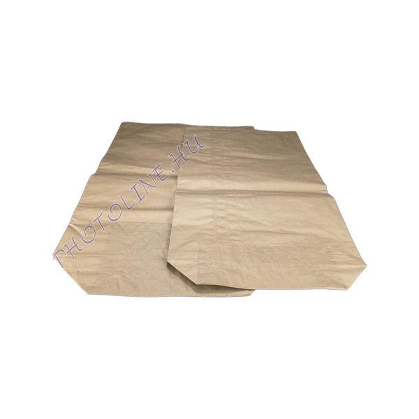 Nátronzsák, extra erős papírzsák, 55x87x22cm