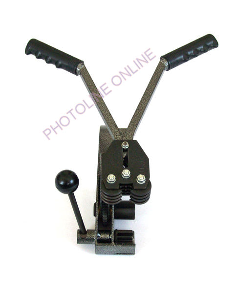 Pántológép 12 mm-es, kézi (mechanikus)