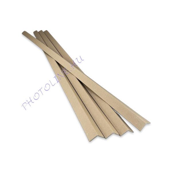 Keménypapír élvédő 3,5x3,5 cm, 3mm vastag, 100 cm