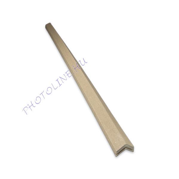 Keménypapír élvédő 4x4 cm, 3mm vastag, 120 cm