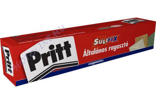 Sulifix általános ragasztó gél (cseppmentes) 35 gr