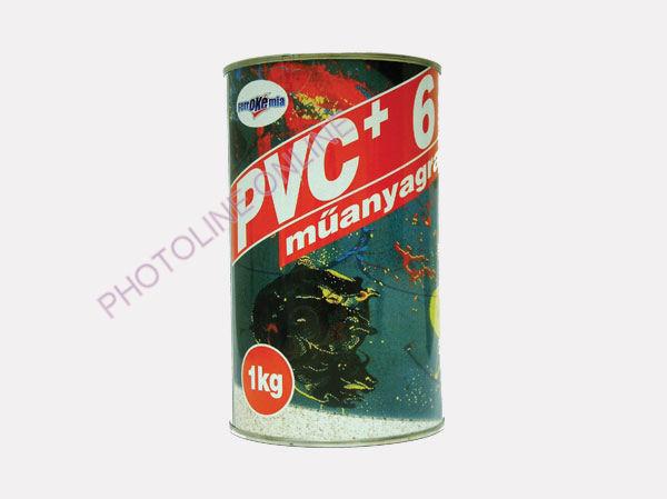 PVC+ műanyag(padló) ragasztó, 1kg