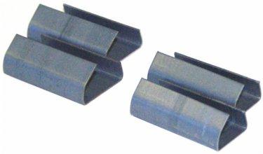 Pántológép szalaghoz 16 mm-es klipsz