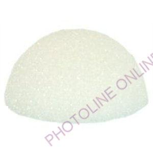 Hungarocell Félgömb teli, 15 cm, polisztirol