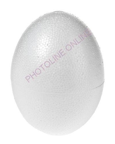 Hungarocell Tojás 9 cm, polisztirol