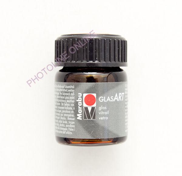 Marabu GlasART oldószeres festék, IBOLYA 15ml