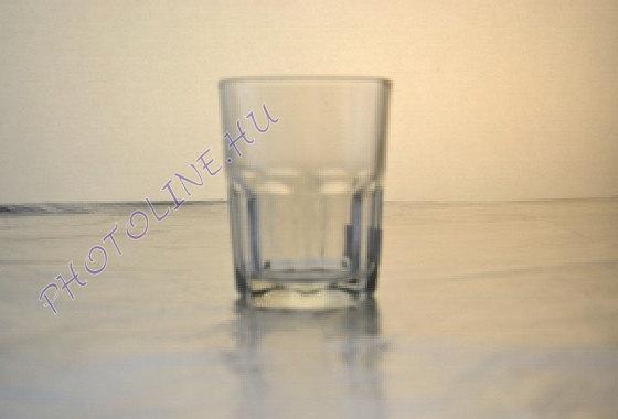 Üveg pohár, 2.8 dl