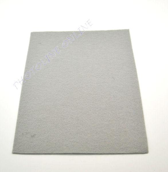 Filclap barkácsfilc A4, szürke, világos