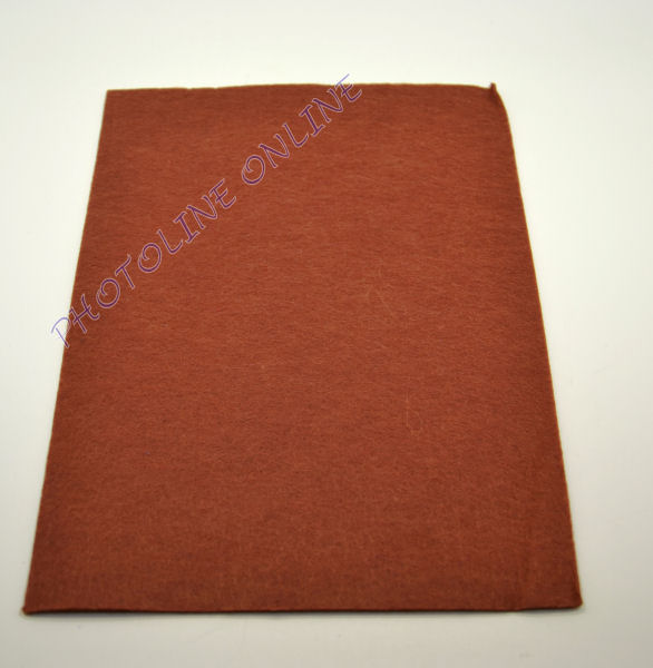 Filclap barkácsfilc A4, barna