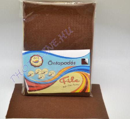 Filclap A4 öntapadós, csoki barna