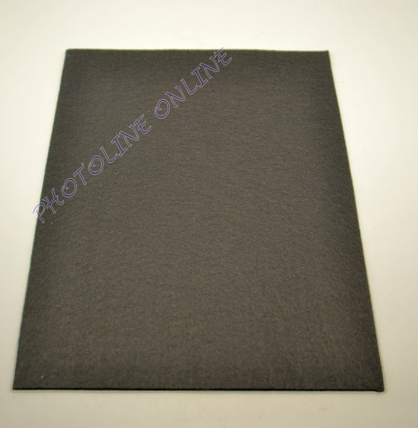 Filclap barkácsfilc A4, fekete, öntapadós