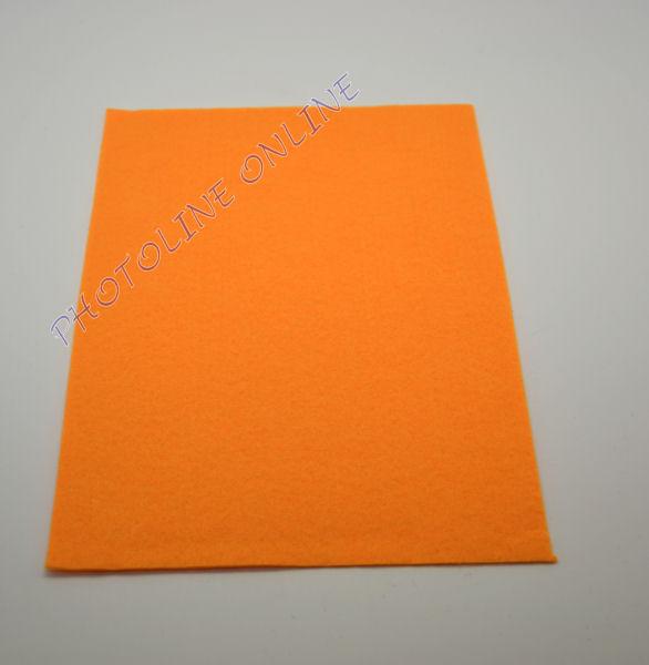 Filclap barkácsfilc A4, napsárga (okker)